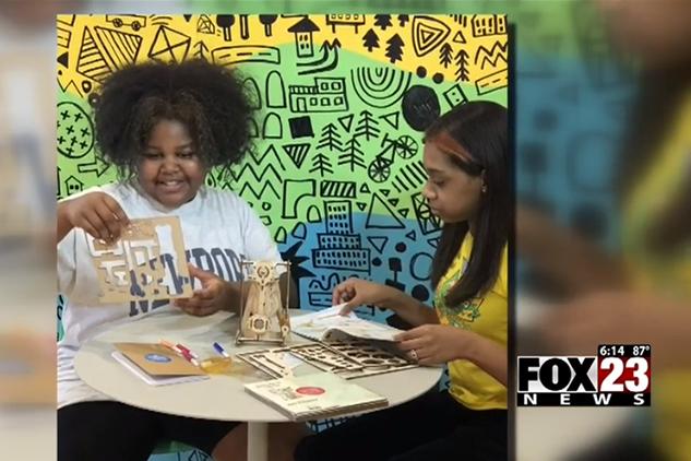 Virtual Camp Helping Tulsa Girls How to Code